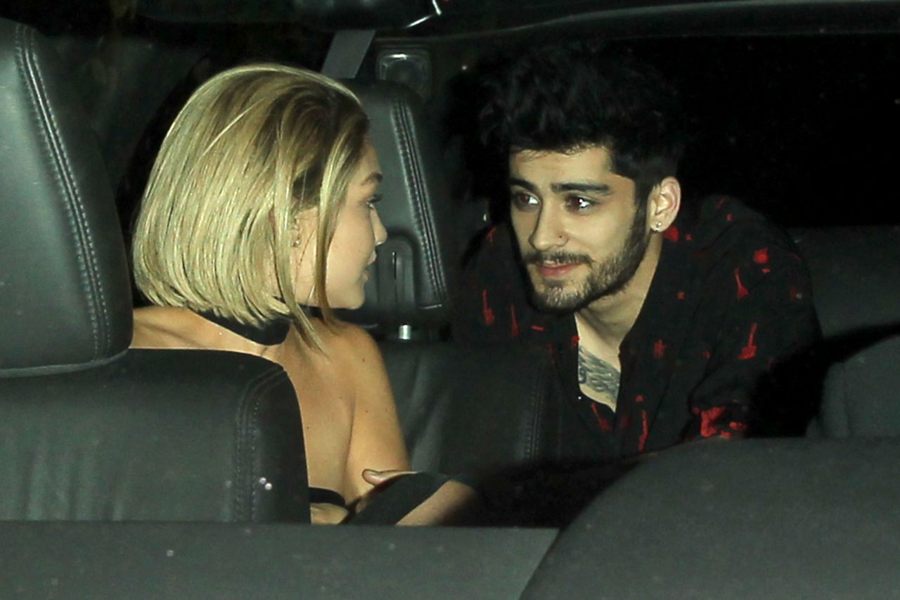 NEW COUPLE ALERT: Gigi Hadid & Zayn Malik?!