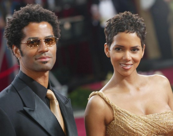 Halle Berry and Eric Benet