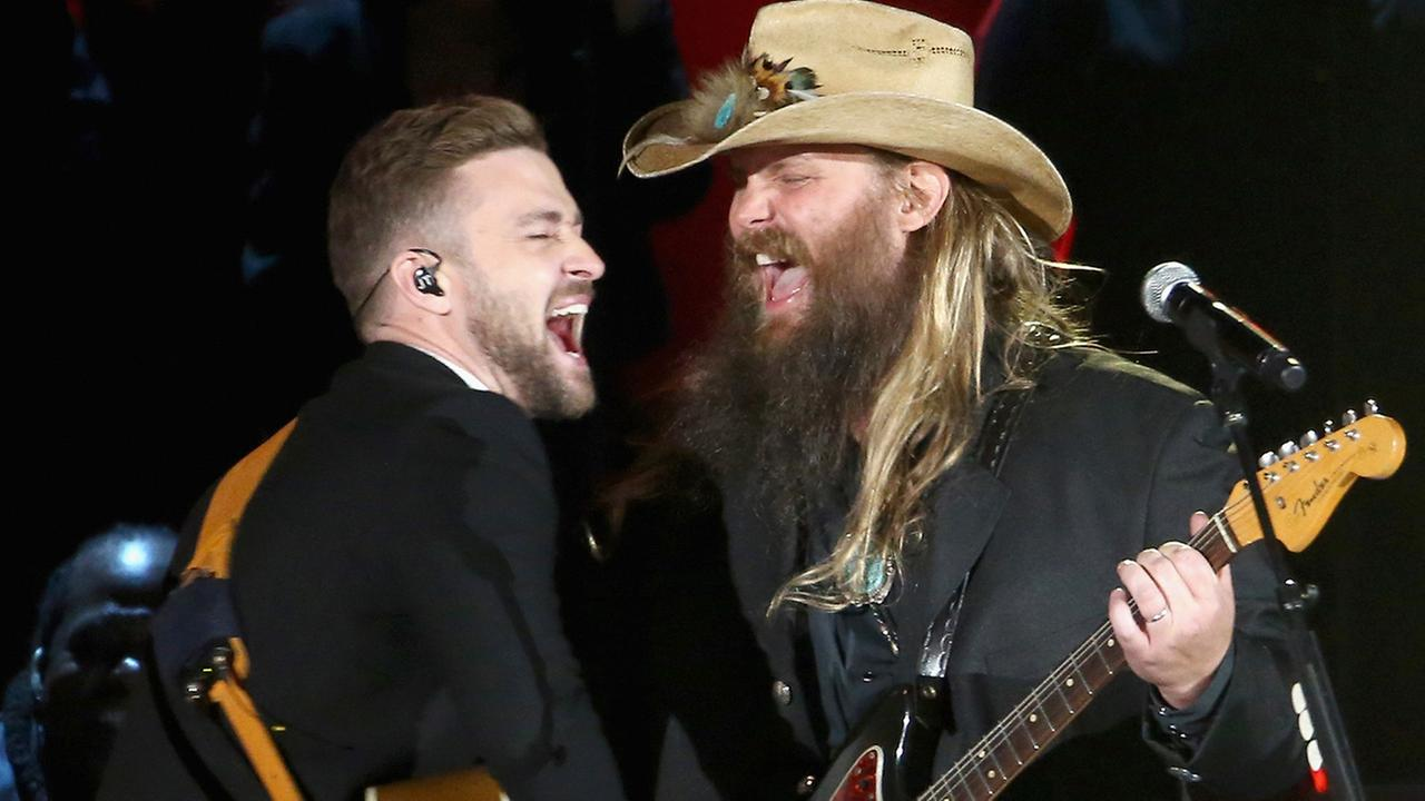 Everyone Loved Justin Timberlake's CMA 2015 Performance!