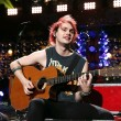OUCH! 5SOS' Michael Clifford Falls Off Stage!