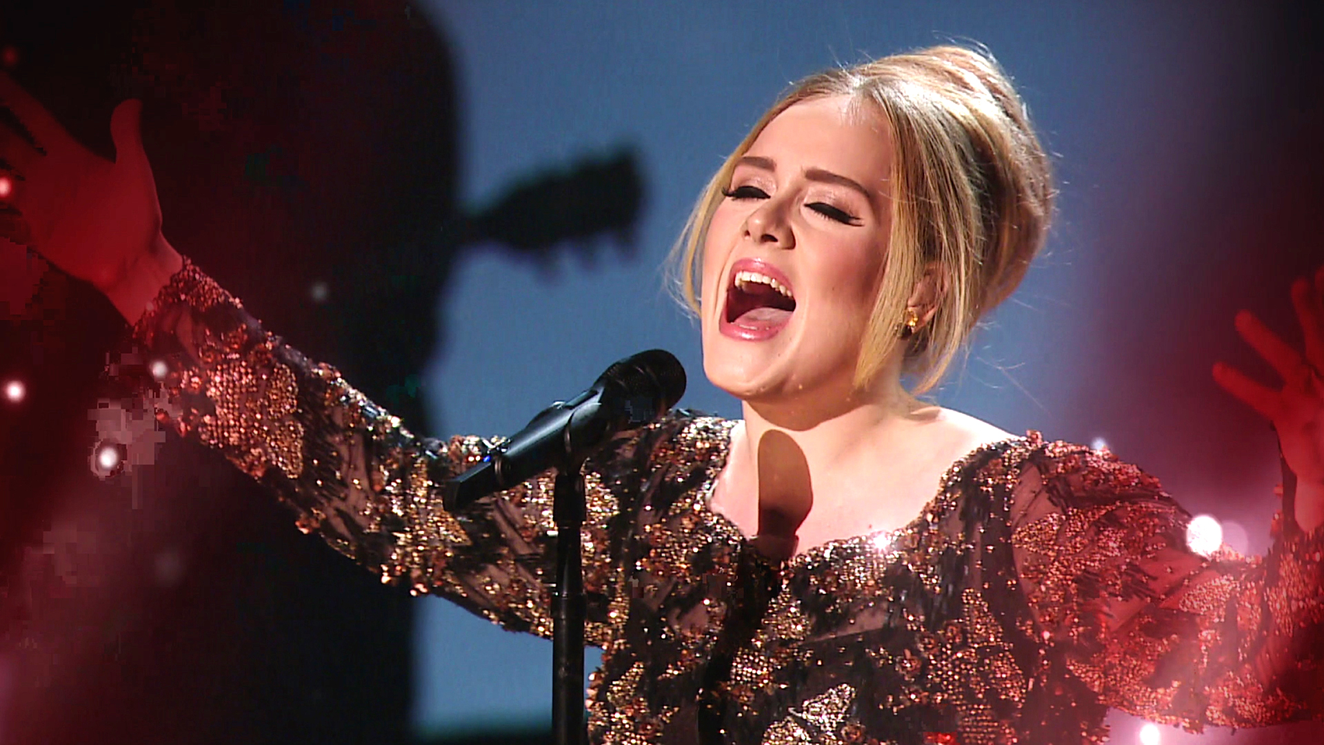 Adele Rocks NYC! [PHOTOS]