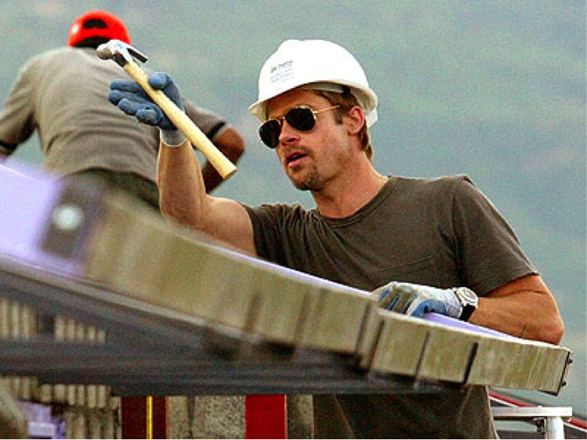 7 Celebrities Who Worked Real Jobs Before Fame