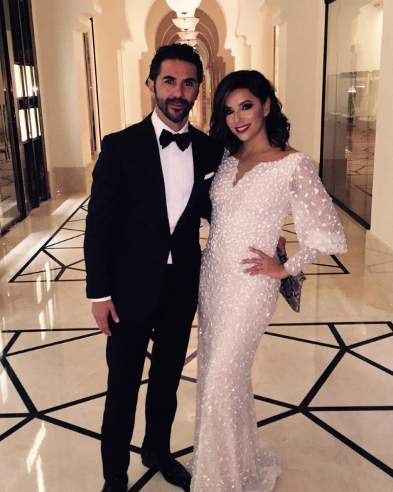 Eva Longoria and fiance