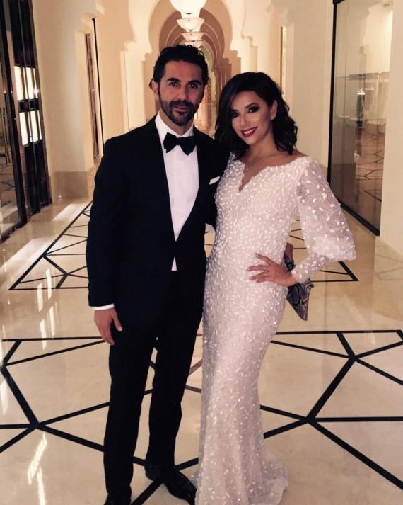 Eva Longoria and fiance