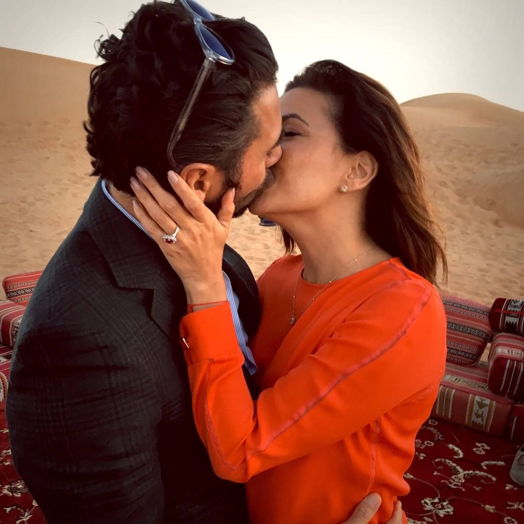 Eva Longoria Is ENGAGED!