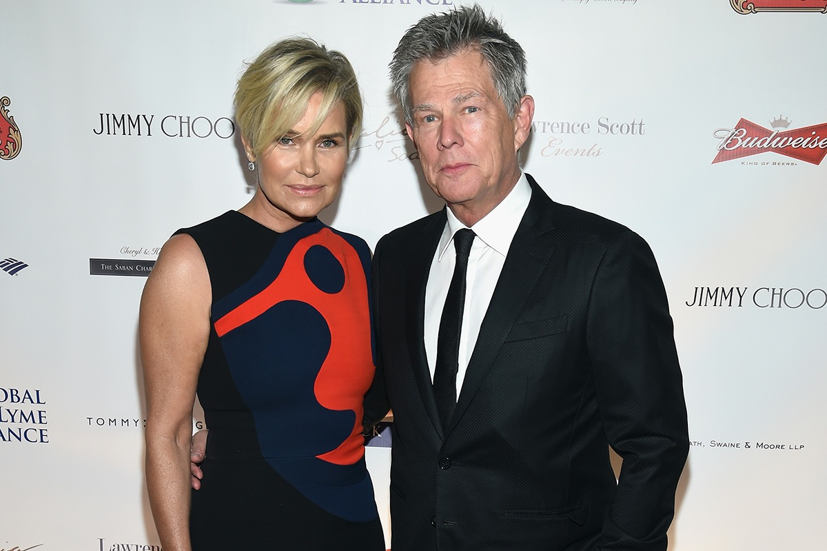 David Foster Is DIVORCING From Reality Star Yolanda Foster!