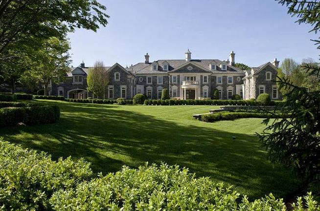 The Most Beautiful Celebrity House Yards
