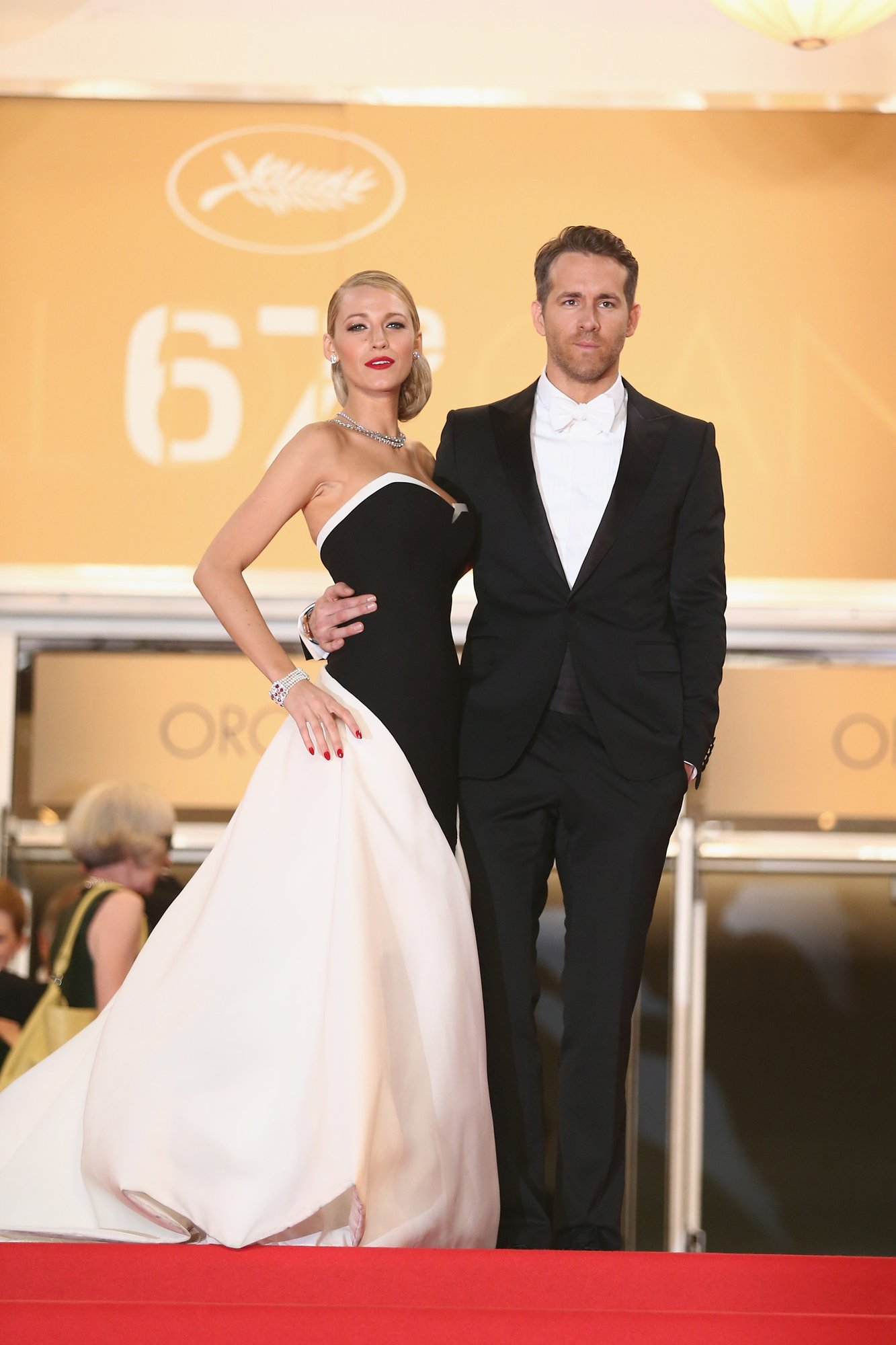 Ryan Reynolds Talks Blake Lively, Daughter James!