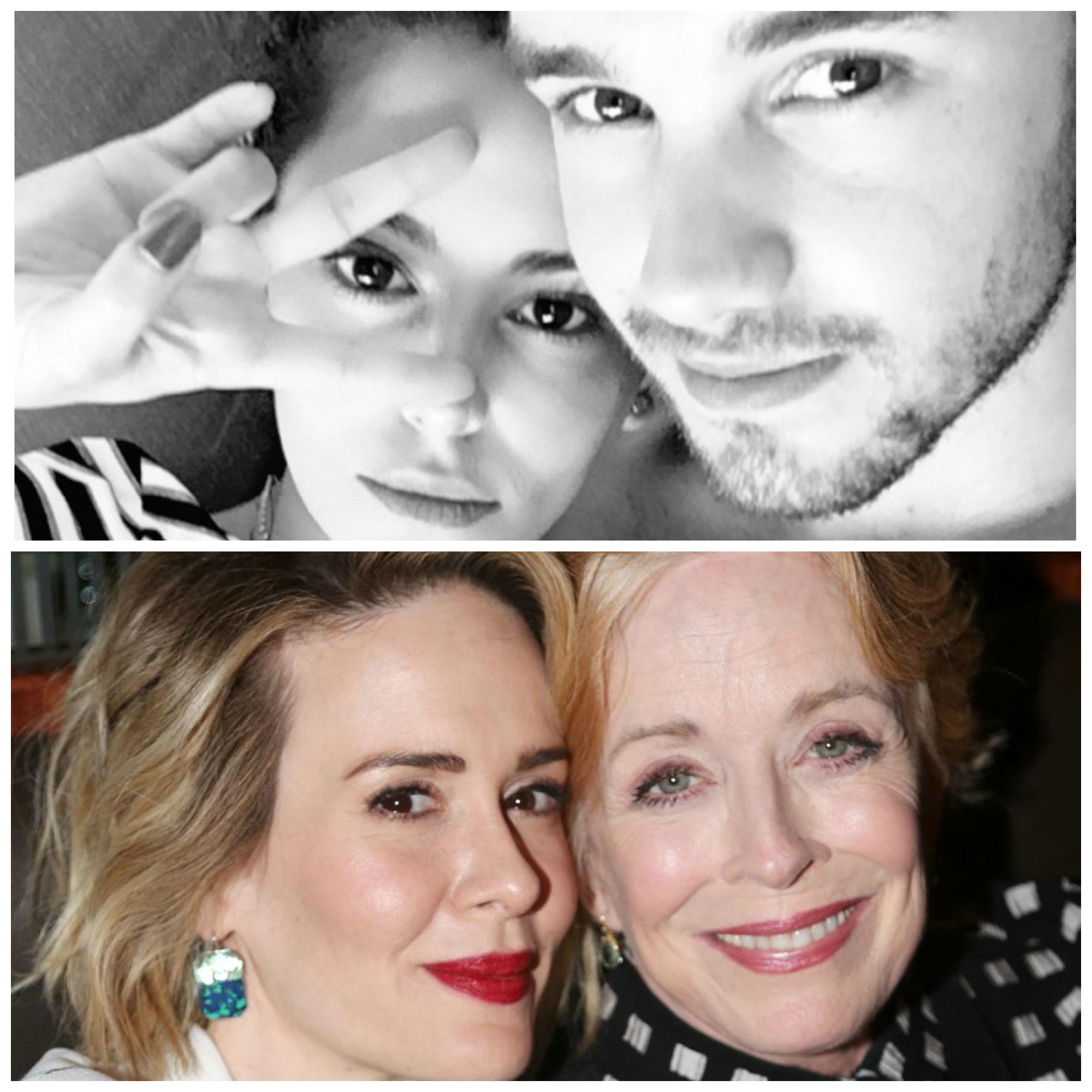 COUPLES ALERT: Liam Payne, Sarah Paulson Show Off New Loves!