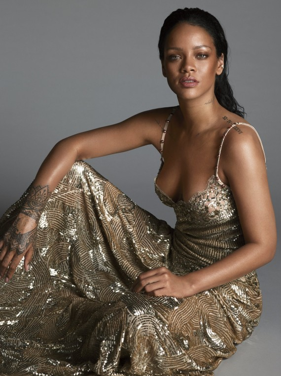 Rihanna Vogue April 2016