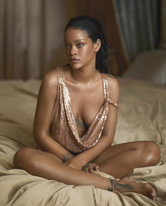 Rihanna Vogue April 2016
