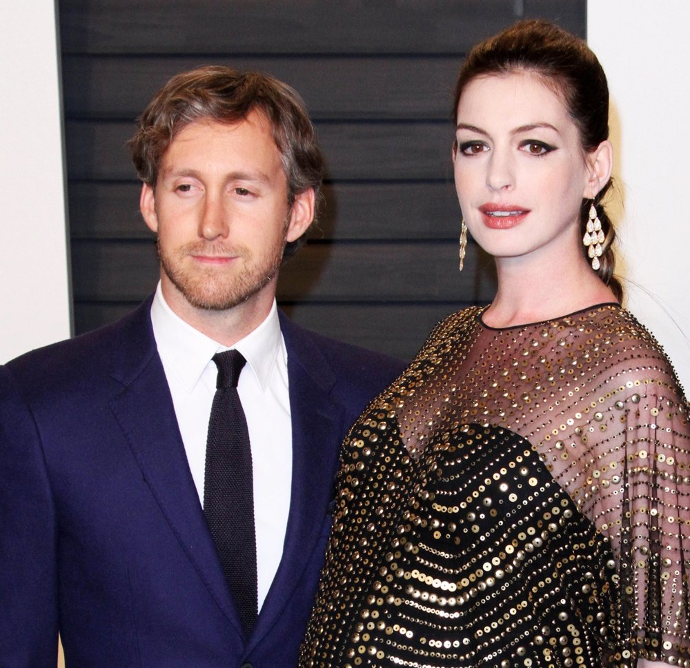Anne Hathaway Welcomes Her Baby Boy!