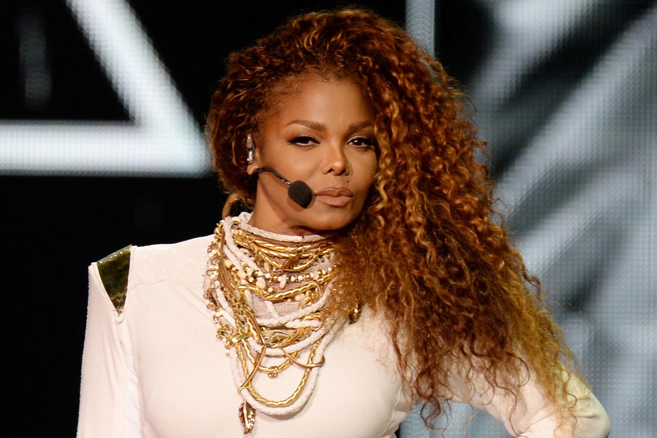 Janet Jackson Cancels Tour To Build A Family!