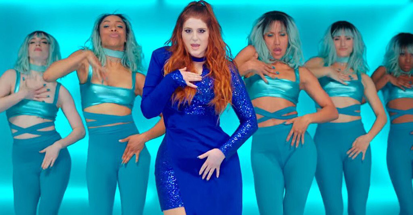 WATCH: Meghan Trainor Took Down Her 'Photoshopped' Music Video!