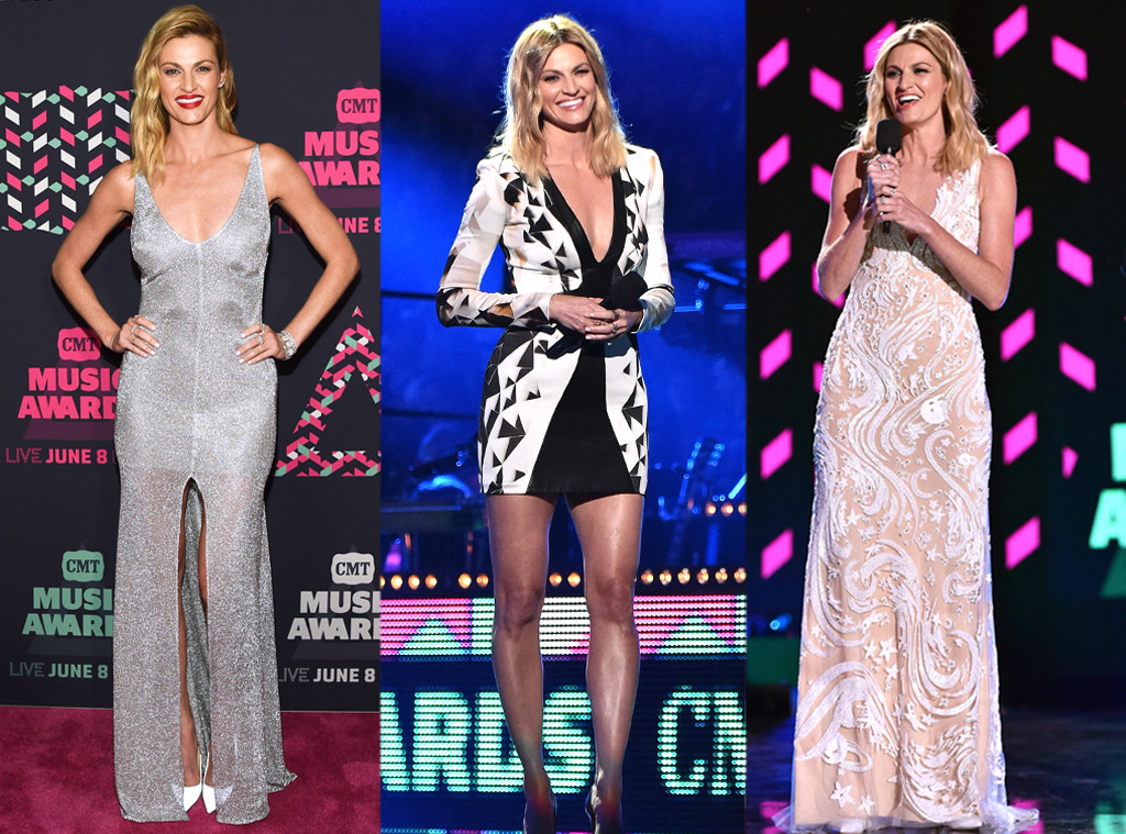 Today's Hottest Woman: Erin Andrews at CMT 2016! [PHOTOS]