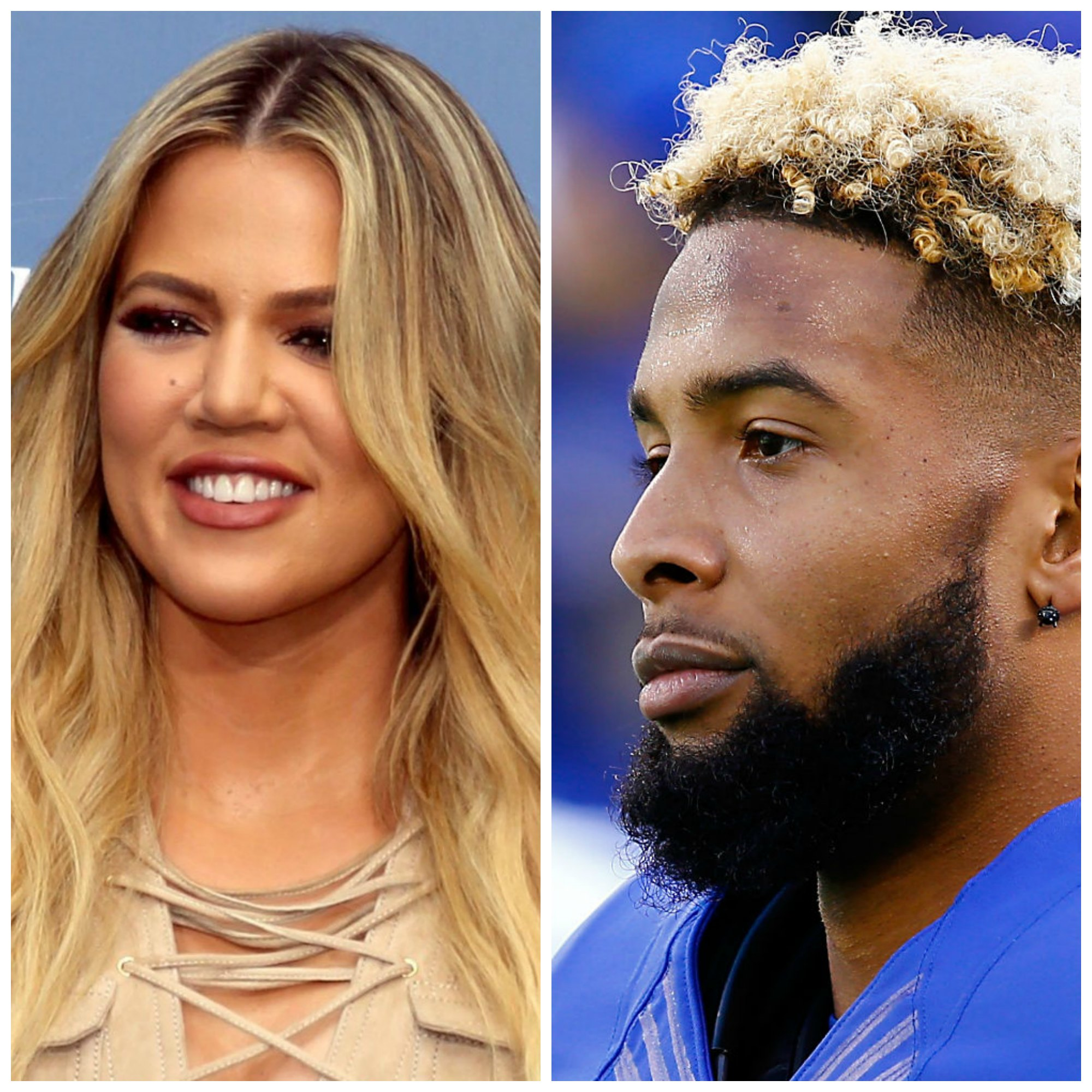 Khloe Kardashian Might Be Dating Giants' Odell Beckham, Jr!