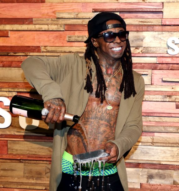 "Lil Wayne ""The Samsung Studio At SXSW 2016"""