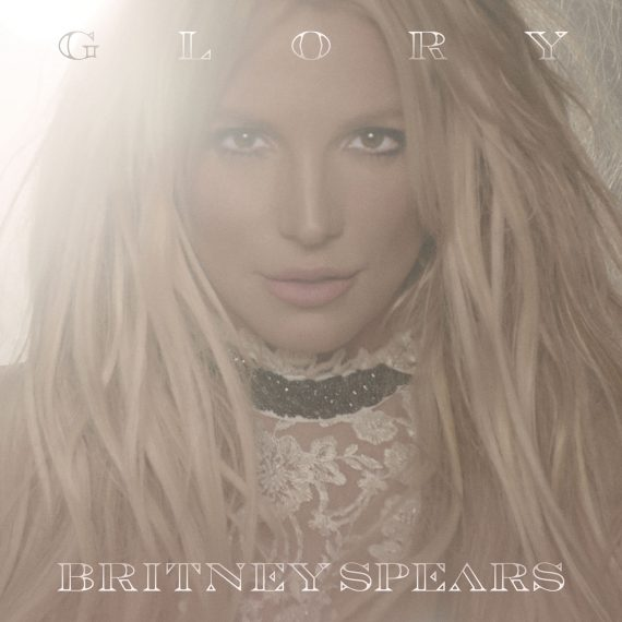 Britney Spears Glory cover 2016