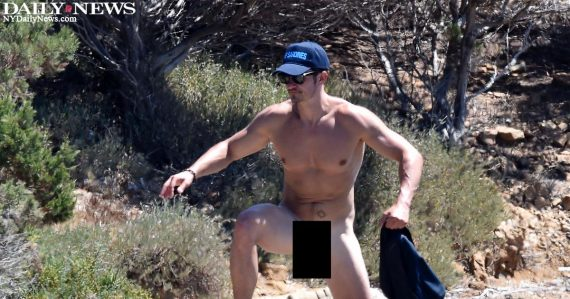 Orlando Bloom nude