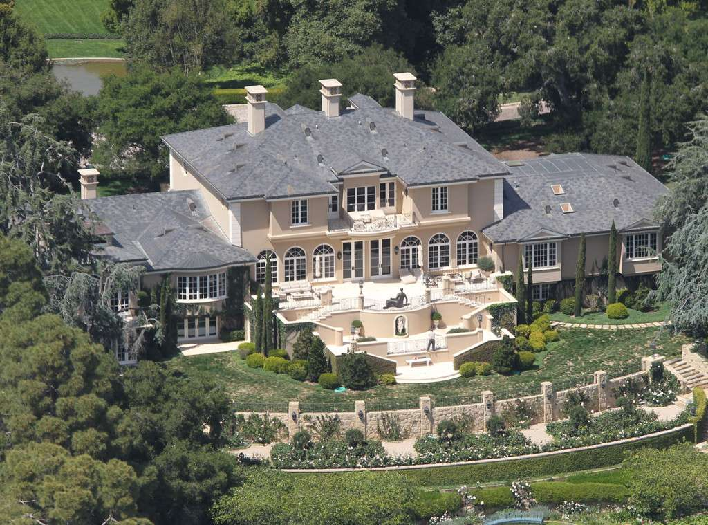 5 Most Expensive Celebrity Homes Of The 21st Century